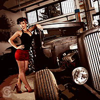 Hot Rods & Rockabilly